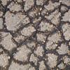 old asphalt pavement