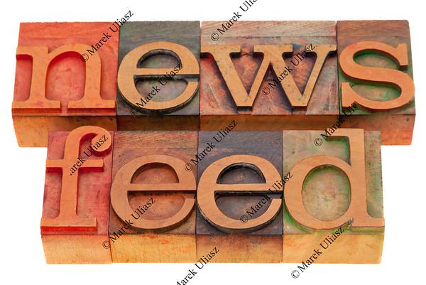 news feed