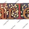barley word and grain
