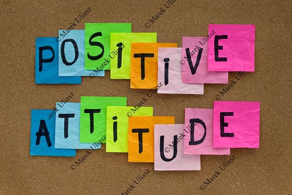 positive attitude reminder