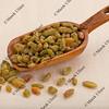 scoop of gold raisins