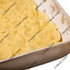 dough in baking tray