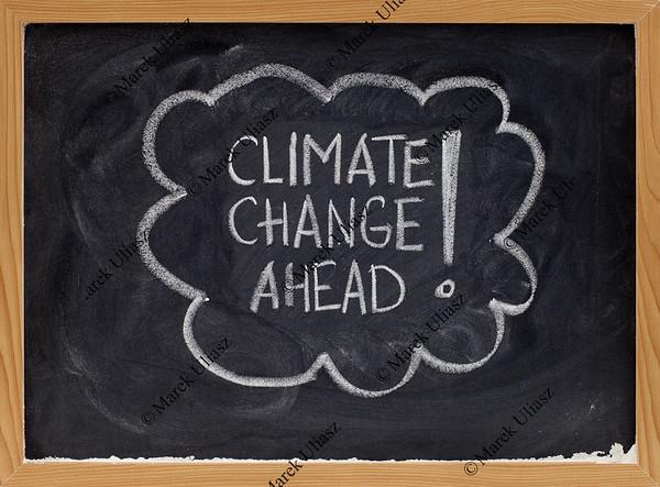 climate change ahead