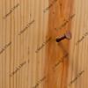 rusty nail and wood