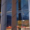 university libray window