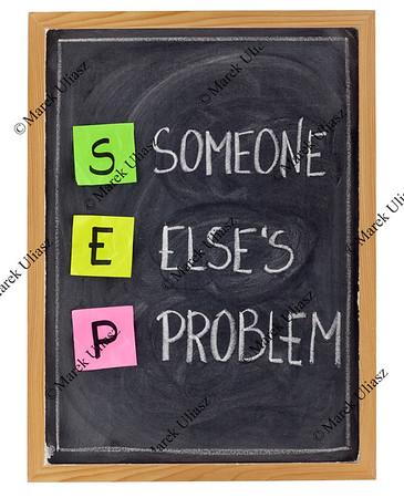 someone elses problem