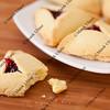 raspberry hamantaschen cookies