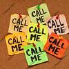 call me reminder