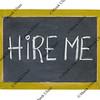 hire me message