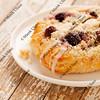 cherry cheese danish pastry