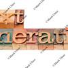 next generation in letterpress type