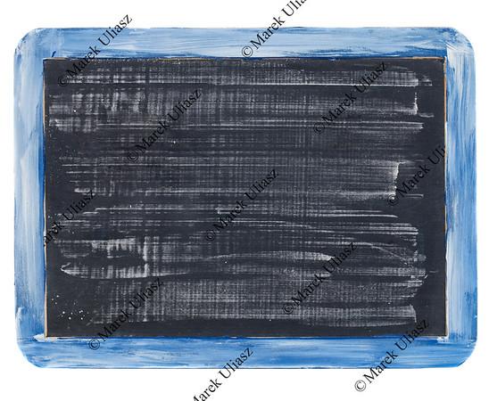 slate blackboard with chalk texture