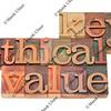 key ethical value