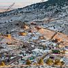 home in Rocky Mountains, Colorado