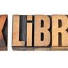 ex libris in wood type