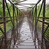 wet bike trail bridge