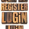 login, register, join, sign up