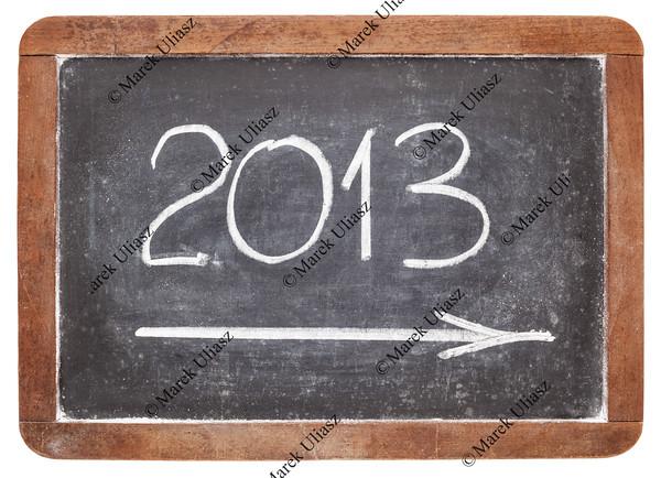 2013 year on blackboard