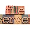 file server - computer network concept
