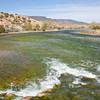 Green River at Browns Park, Utah
