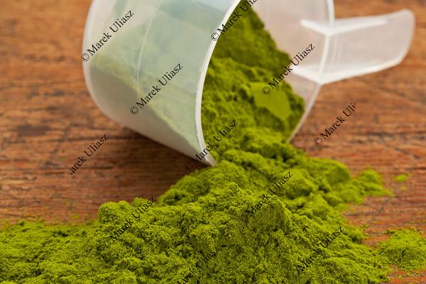 wheatgrass powder supplement