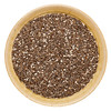 chia seeds in a bowl