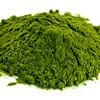 freeze-dried organic wheat grass powder
