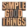 simple good things