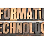 information technology in wood type