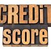 credit score in wood type