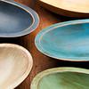 wooden rustic bowls