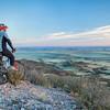 mountain biking in prairies