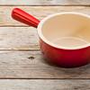 stoneware soup cup