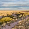 trail over prairie