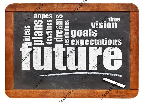 future, dreams, goals, and hopes