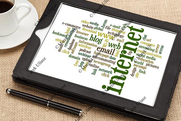 internet word cloud