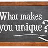 What makes you unique question