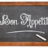 Bon Appetit on blackboard