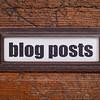 blog posts  tag - file cabinet label