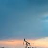 oil rig on a Colorado prairie