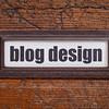 blog design file  label