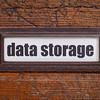 data storage file cabinet  label