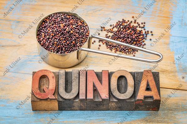 gluten free quinoa grain