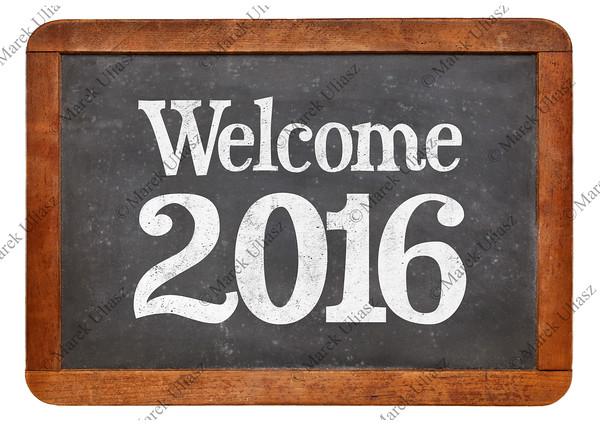 Welcome 2016 on blackboard