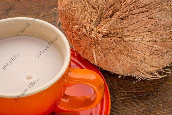 cup of coconut milk