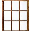 vintage sash window panel
