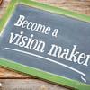 Become a vision maker on blackboard