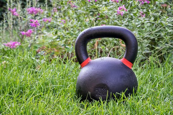 kettlebell fitness