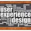user experience design concept