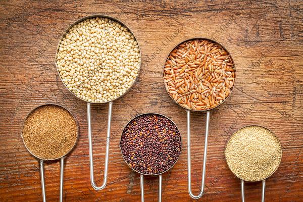 gluten free grain collection
